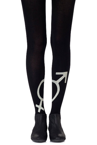 Zohara Mars and Venus Tights Fashion ranges / Strumpbyxor.com