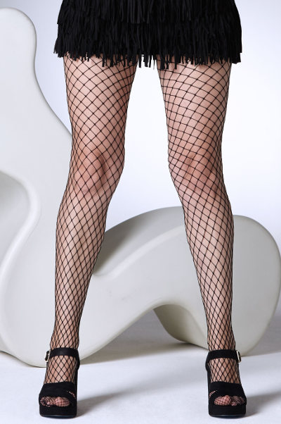 Gipsy Medium Fishnet Tights Fishnets / Strumpbyxor.com
