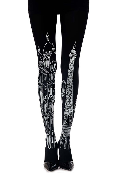 Zohara Paris Tights Fashion ranges / Strumpbyxor.com