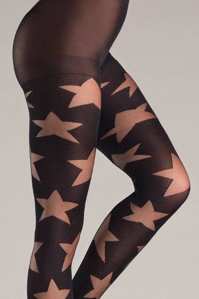 BeWicked Big Star Tights Fashion ranges / Strumpbyxor.com