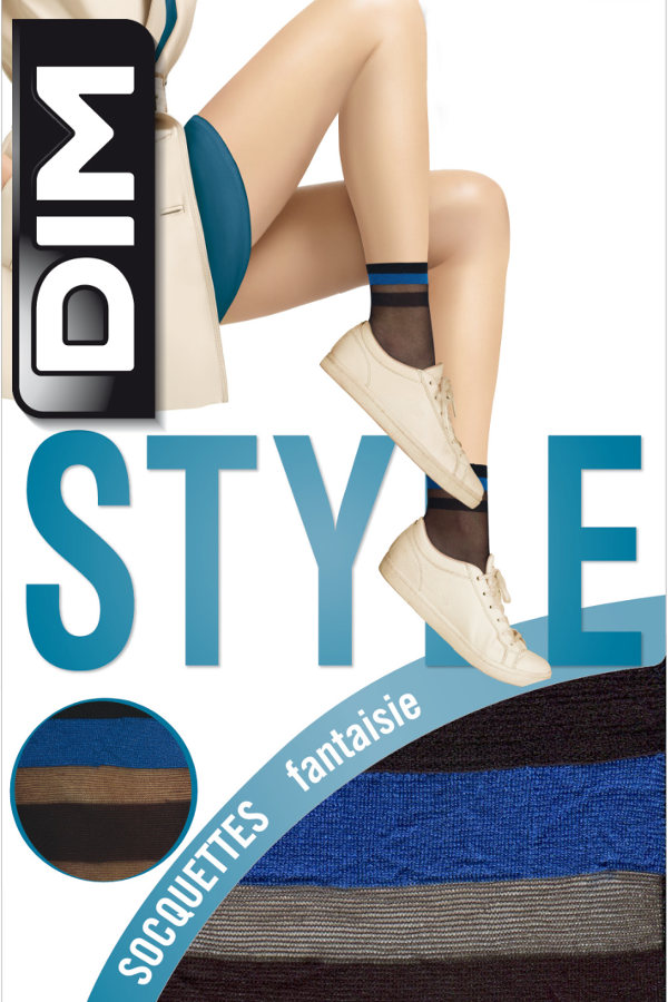 DIM Sporty sock Socks Summer ranges Fashion ranges / Strumpbyxor.com