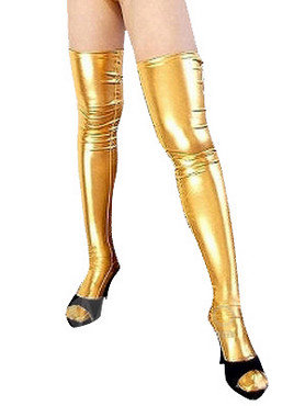 Calzessa Goldie Over-knee Fashion ranges / Strumpbyxor.com
