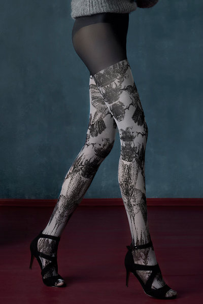 Fiore Melancholia Tights Special Offer Fashion ranges / Strumpbyxor.com