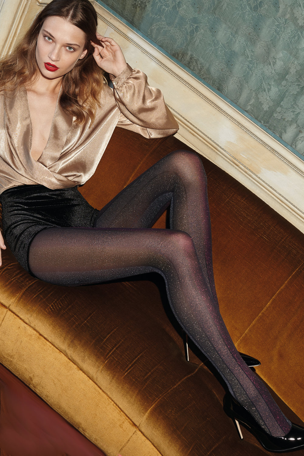 Oroblu History collection (6 pairs) Tights Fashion ranges / Strumpbyxor.com